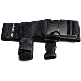 Swimrunners Guidance Ceinture de traction Petit, black